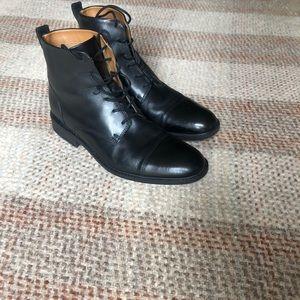 Clark's dress boots